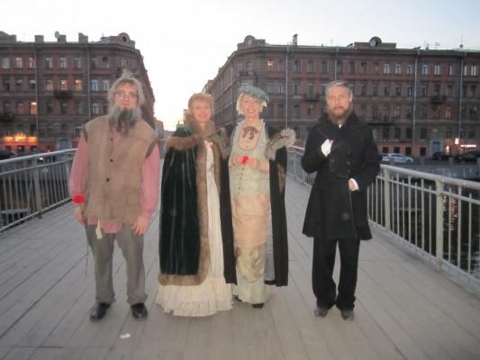 Л.Н. Толстой и Ф.М. Достоевский - встреча, которой не было